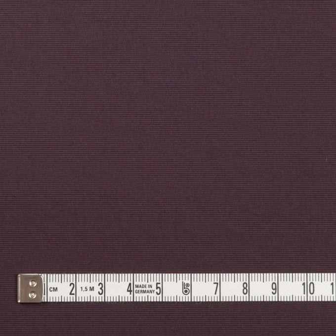 ナイロン&ポリウレタン×無地(レーズン&ブラック)×ファイユストレッチ(ボンディング) イメージ4