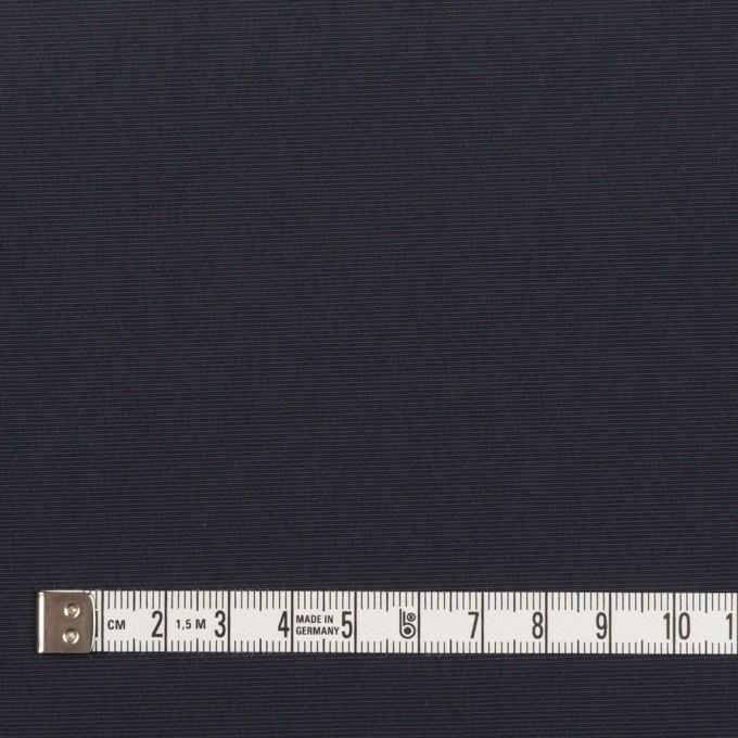 ナイロン&ポリウレタン×無地(ダークネイビー)×ファイユストレッチ_全3色 イメージ4