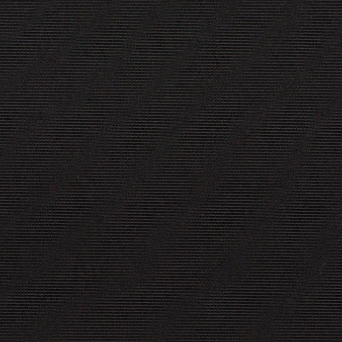 ナイロン&ポリウレタン×無地(ブラック)×ファイユストレッチ_全3色 イメージ1