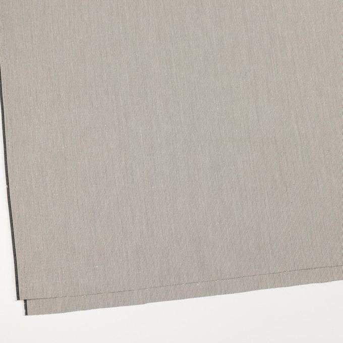 コットン×ストライプ(キナリ&チャコール)×コードレーン_全2色 イメージ2