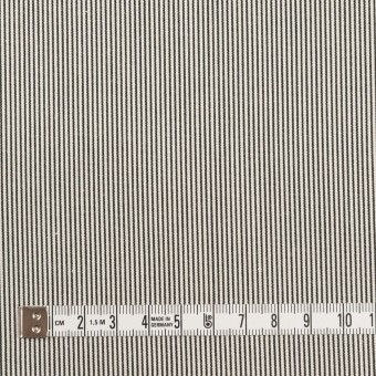 コットン×ストライプ(キナリ&チャコール)×コードレーン_全2色 サムネイル4