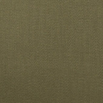 コットン×無地(アッシュカーキグリーン)×サテン サムネイル1