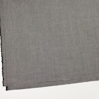 コットン×無地(ブラック)×オックスフォード_全2色 サムネイル2
