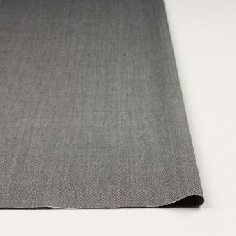 コットン×無地(ブラック)×オックスフォード_全2色 サムネイル3