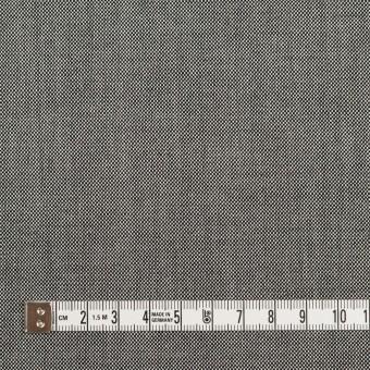 コットン×無地(ブラック)×オックスフォード_全2色 サムネイル4