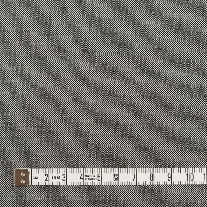 コットン×無地(ブラック)×オックスフォード_全2色 イメージ4