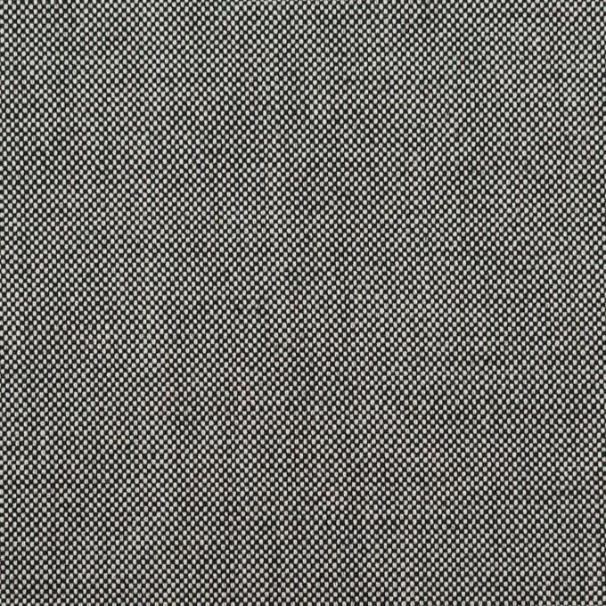 コットン×無地(ブラック)×オックスフォード_全2色 イメージ1