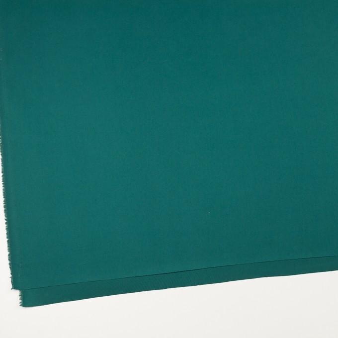 コットン×無地(テールグリーン)×サテン_全3色 イメージ2