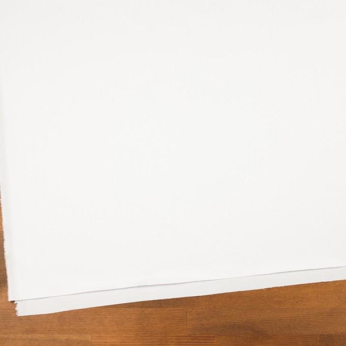 コットン×無地(ホワイト)×サテン イメージ2