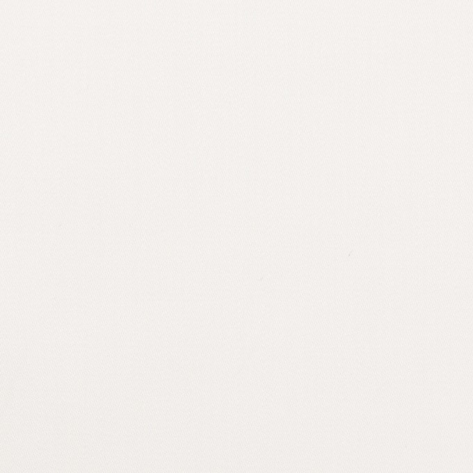 コットン×無地(ホワイト)×サテン イメージ1