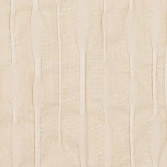コットン&ナイロン混×無地(キナリ)×タテタック_全2色 サムネイル1