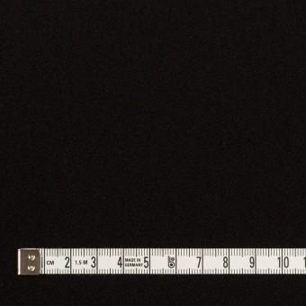 トリアセテート&ポリエステル×無地(ブラック)×バックサテンジョーゼット サムネイル4