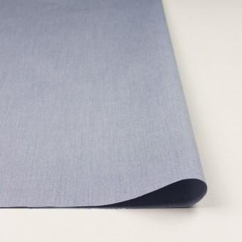 コットン×無地(ブルー)×ヘリンボーン サムネイル3