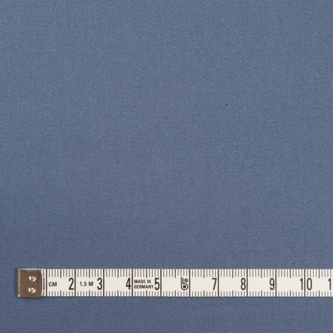 コットン&ポリウレタン×無地(アッシュブルー)×チノクロス・ストレッチ イメージ4