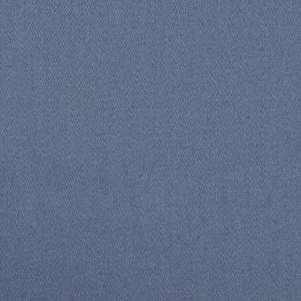 コットン&ポリウレタン×無地(アッシュブルー)×チノクロス・ストレッチ サムネイル1
