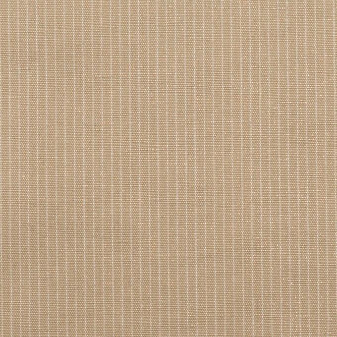 コットン&リネン×ストライプ(セピア)×ポプリン_全2色 イメージ1