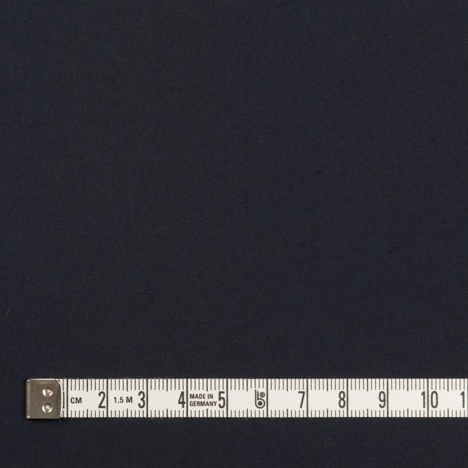 ナイロン&ポリウレタン×無地(ダークネイビー&カーキ)×Wフェイスタフタ・ストレッチ イメージ4