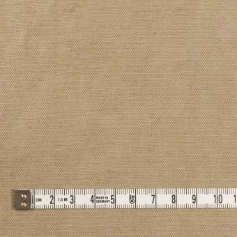 コットン&リネン×無地(カーキ)×厚オックスフォード サムネイル4