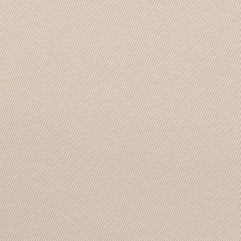 コットン×無地(アイボリー)×チノクロス