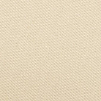 コットン×無地(バニラ)×チノクロス