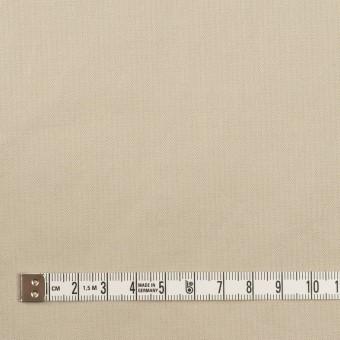 コットン×無地(サンドベージュ)×ヘリンボーン・ワッシャー_イタリア製 サムネイル4