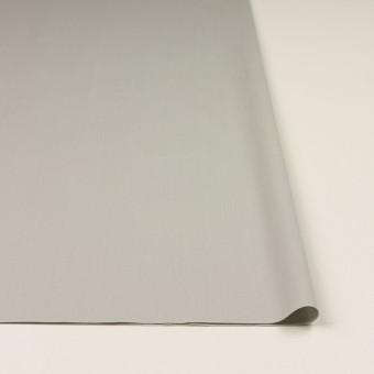 コットン&ポリアミド混×無地(スチール)×ブロードストレッチ_イタリア製 サムネイル3