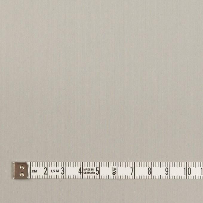 コットン&ポリアミド混×無地(スチール)×ブロードストレッチ_イタリア製 イメージ4