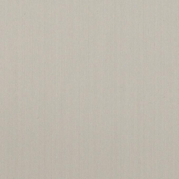 コットン&ポリアミド混×無地(スチール)×ブロードストレッチ_イタリア製 イメージ1