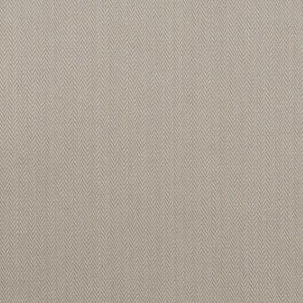 コットン×無地(ストーングレー)×ヘリンボーン_イタリア製 サムネイル1