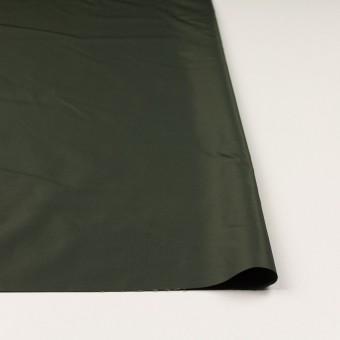 ポリエステル×レース(ディープグリーン&ブラウン)×形状記憶タフタ刺繍 サムネイル3