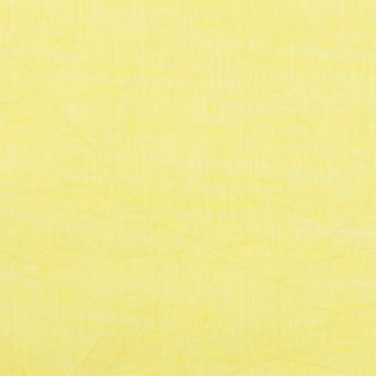 コットン&テンセル×無地(レモンイエロー)×ボイルワッシャー_全3色