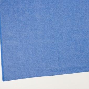 コットン×レオパード(ブルー)×ボイル サムネイル2