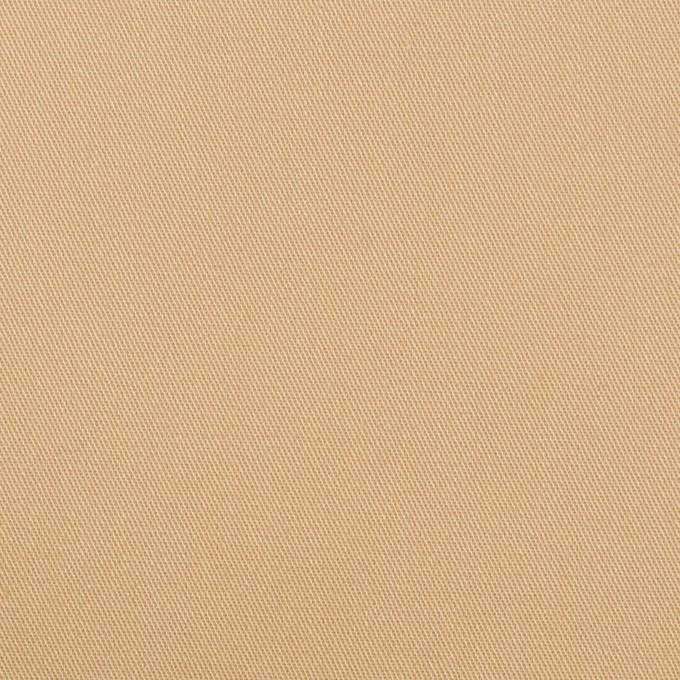 コットン×無地(ベージュ)×二重織_全4色 イメージ1