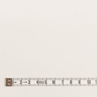 コットン×無地(オフホワイト)×タッサーポプリン_イタリア製 サムネイル4