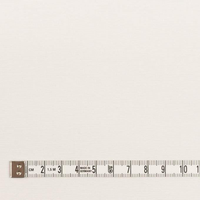 コットン×無地(オフホワイト)×タッサーポプリン_イタリア製 イメージ4