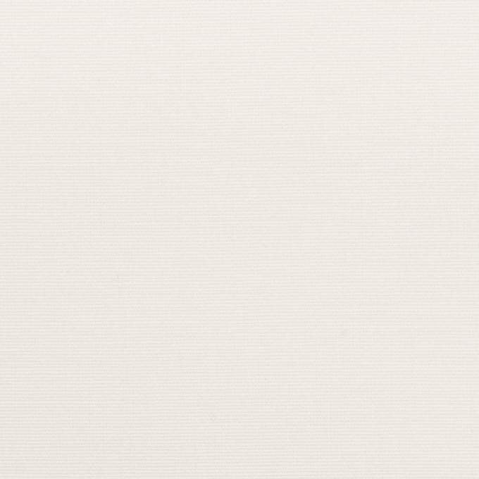 コットン×無地(オフホワイト)×タッサーポプリン_イタリア製 イメージ1