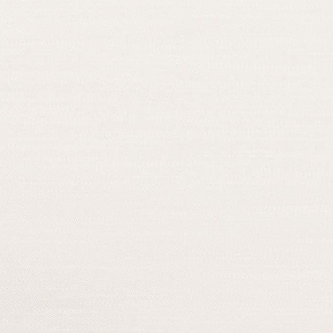 コットン×無地(オフホワイト)×サージ イメージ1