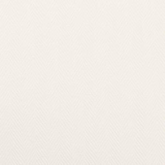 コットン×無地(オフホワイト)×ヘリンボーン サムネイル1