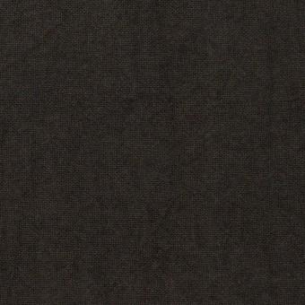 リネン×無地(チャコール)×薄キャンバス・ワッシャー サムネイル1
