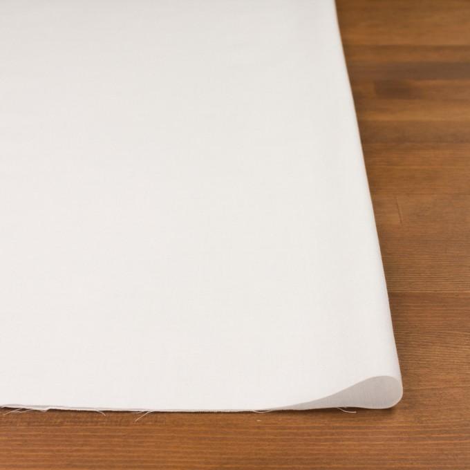 コットン×無地(オフホワイト)×薄サージ_全4色 イメージ3