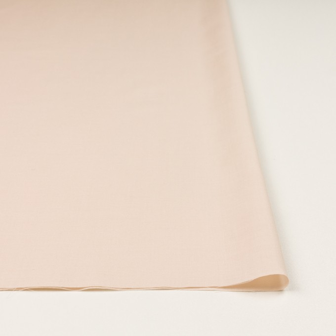 コットン×無地(パウダーピンク)×薄サージ_全4色 イメージ3