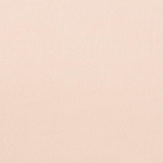 コットン×無地(パウダーピンク)×薄サージ_全4色 イメージ1