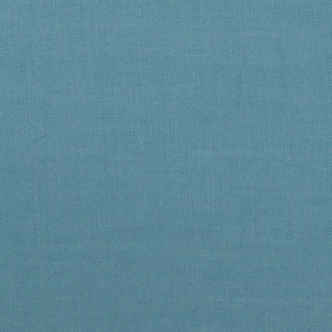 コットン×無地(アクアグレー)×薄サージ_全4色 イメージ1