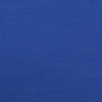 コットン×無地(マリンブルー)×薄サージ_全4色
