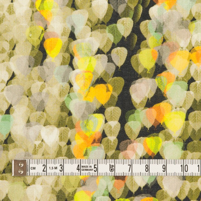 リネン×バルーン(ライム&チャコール)×薄キャンバス_全3色 イメージ4