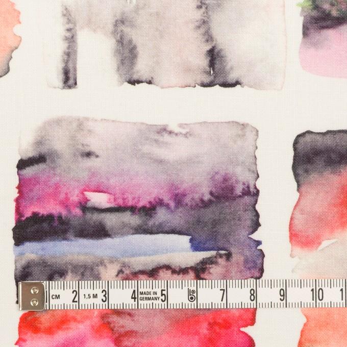 リネン×スクエア(レッド)×薄キャンバス_全3色 イメージ4