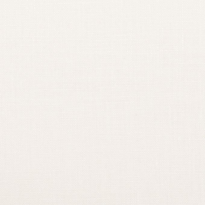 リネン×無地(オフホワイト)×薄キャンバス イメージ1
