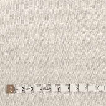 リネン&コットン×無地(パール)×天竺ニット サムネイル4