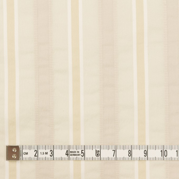 コットン&ポリエステル×ストライプ(アトモスグリーン)×ローンジャガード_全3色 イメージ4