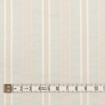 コットン&ポリエステル×ストライプ(パールブルー)×ローンジャガード_全3色 サムネイル4